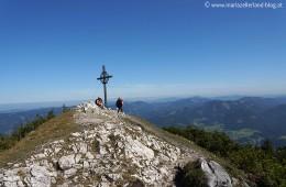 Gemeindealpe-Gipfel