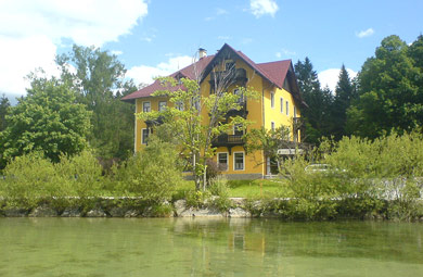 Herrenhaus Erlaufsee