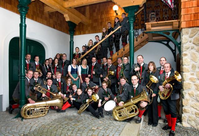 Musikverein Mitterbach_2013