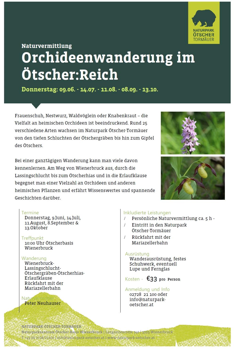 2016_Orchideenwanderung_im_Ötscherreich