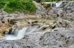 Ötschergräben Wasserbecken